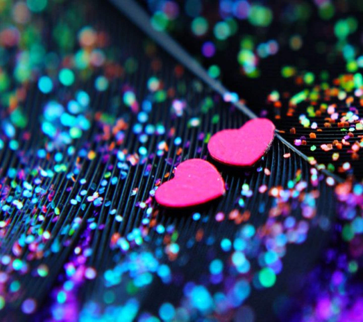 Awesome Glitter Wallpaper