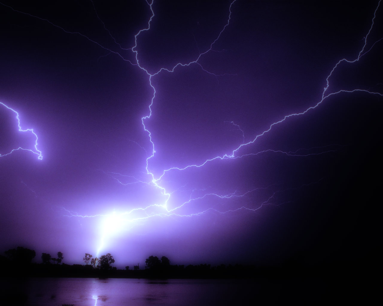 Awesome Lightning Wallpaper