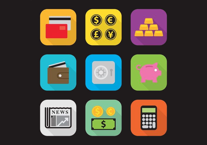 Awesome Money Icons