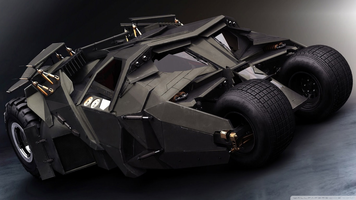Batmobile Wallpaper For You