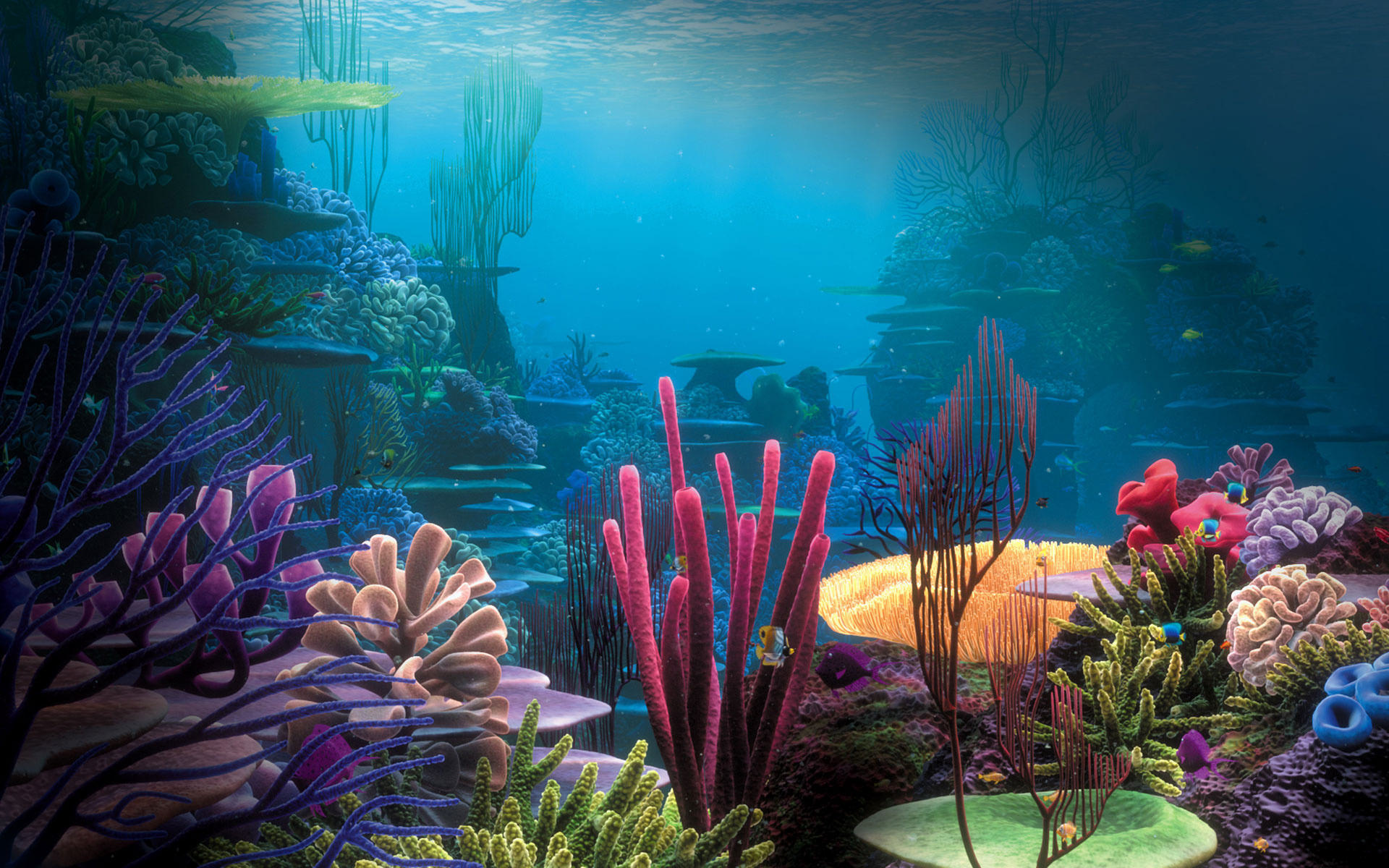 Beautiful Aquarium background For free