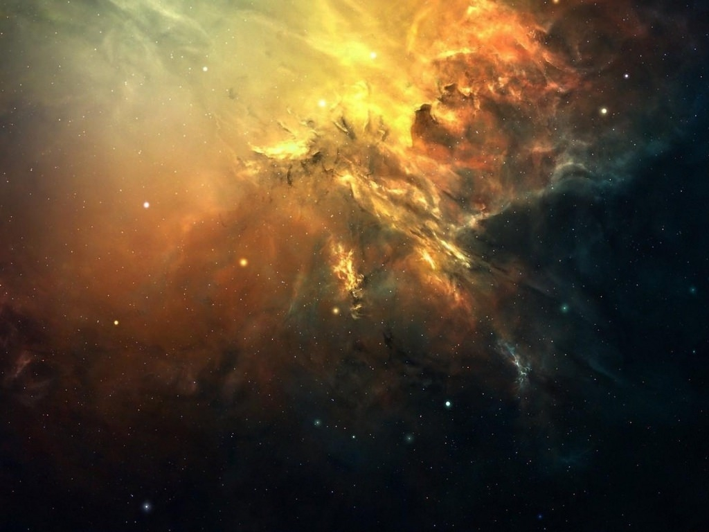 Beautiful Galaxy Background For Free