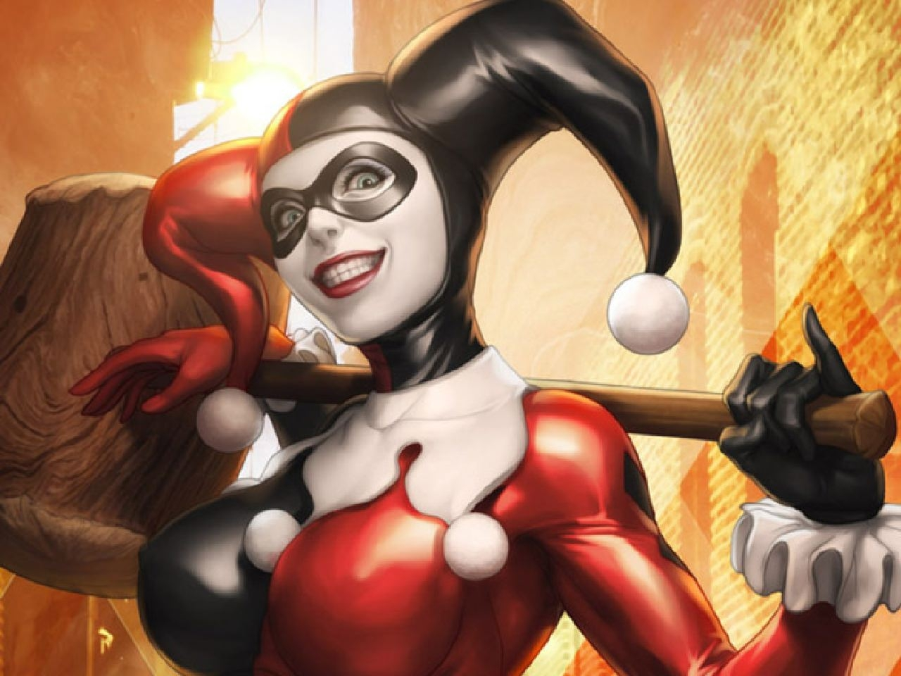 Beautiful Harley Quinn Wallpaper