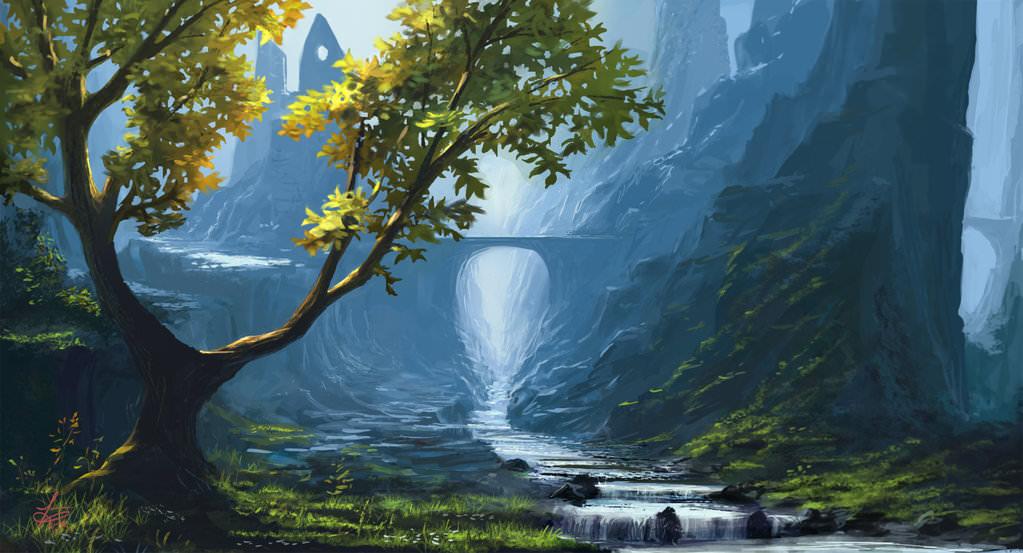 Beautiful Nature scenery Wallpaper