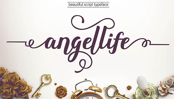 10+ Romantic Script Fonts 2017 - OTF, TTF Download