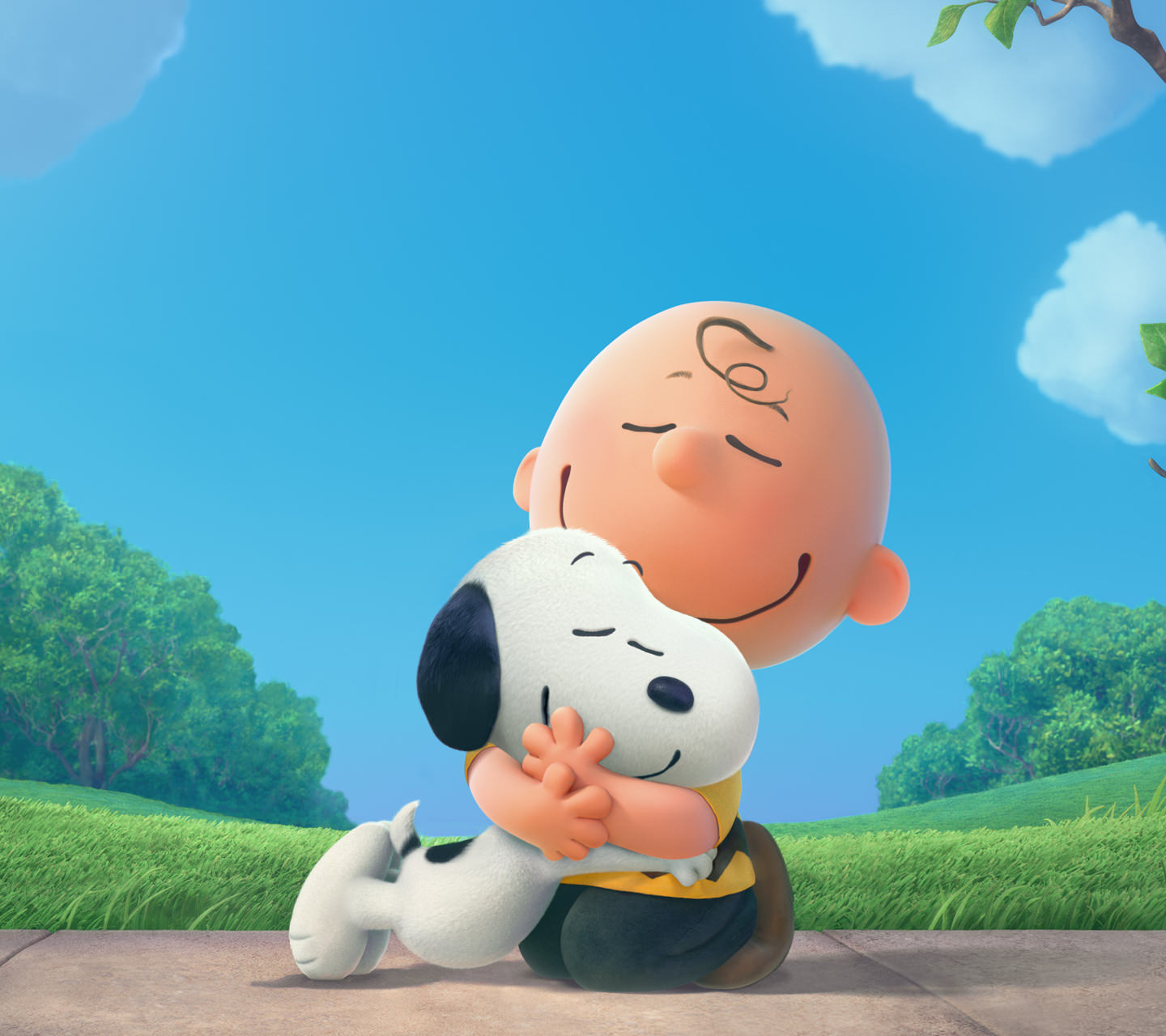 Beautiful Snoopy Wallpaper