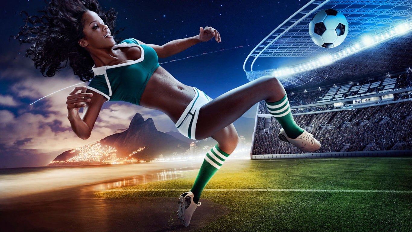 16+ Magnificent Football Backgrounds