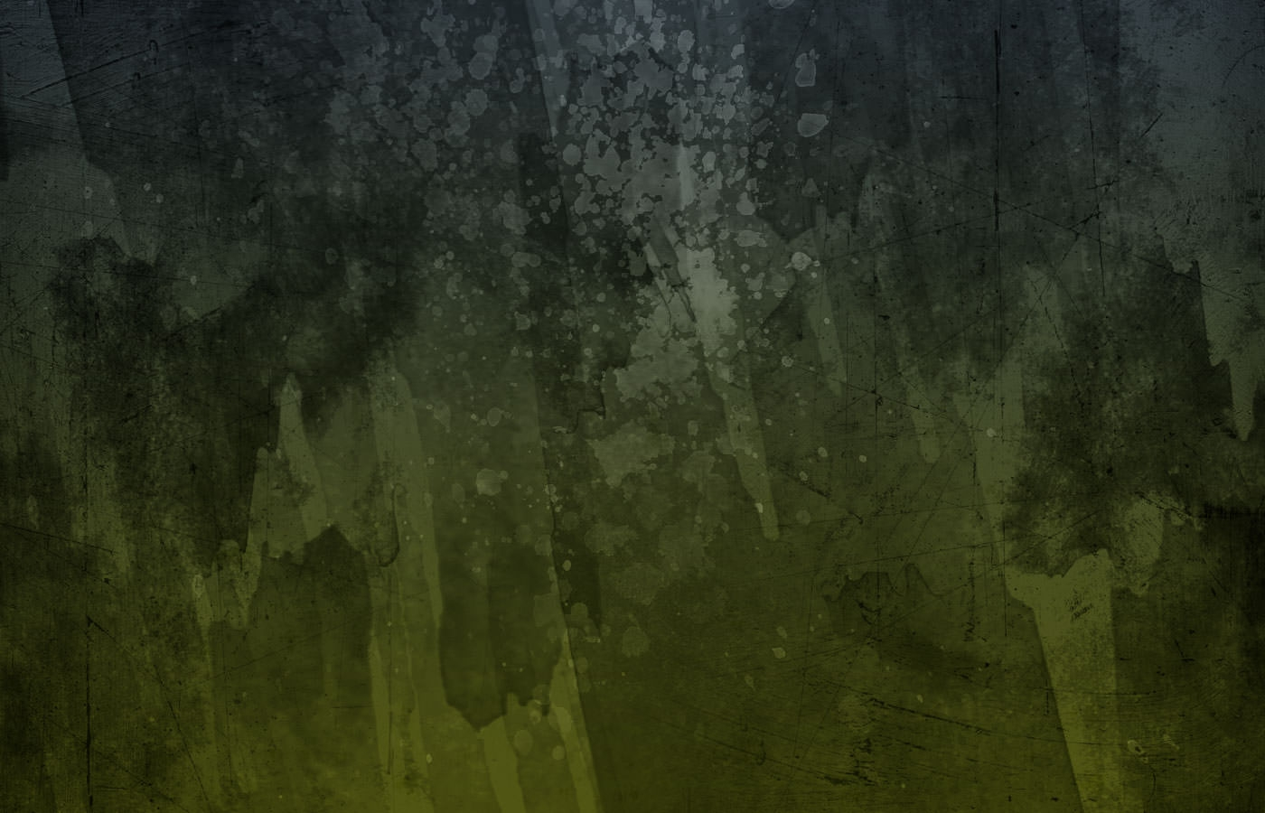 Black and Green grunge Wallpaper