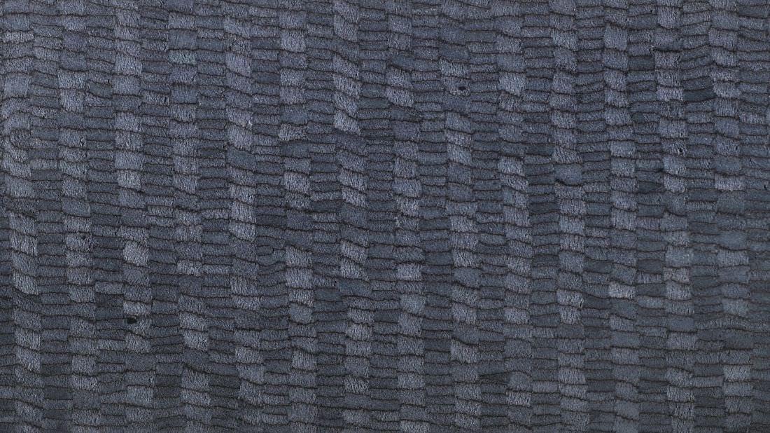 Blue Carpet Fabric Texture