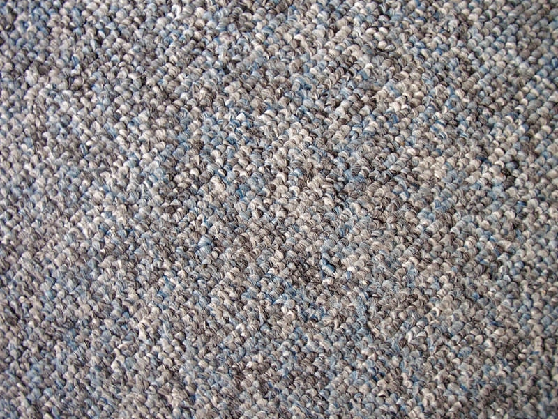 If you prefer a combination of light colors blue grey carpet texture ...