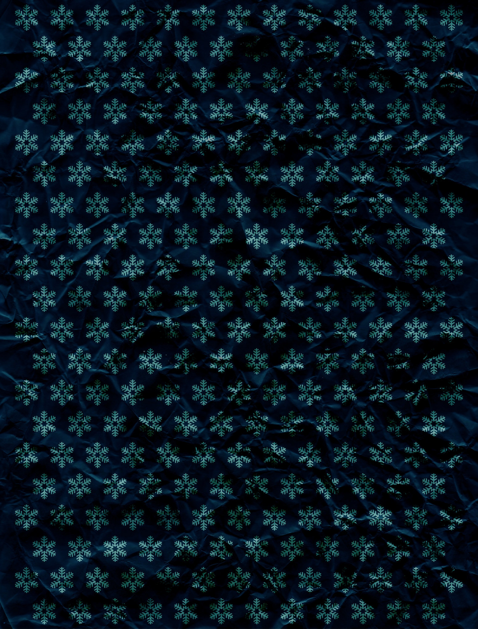 Blue Wrapping Paper Texture