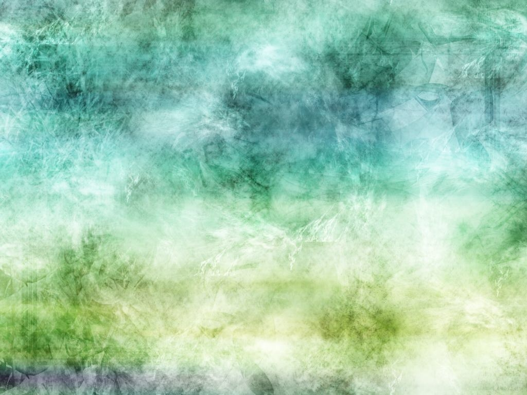 Blue and Green Grunge Background Wallpaper