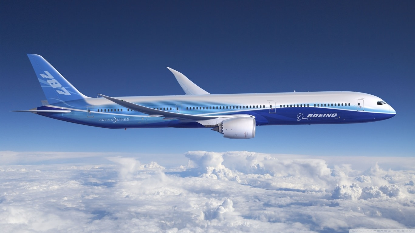 Boeing 787 Dreamliner Wallpaper