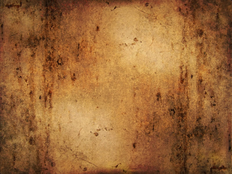 Brown Grunge Effect Background Wallpaper