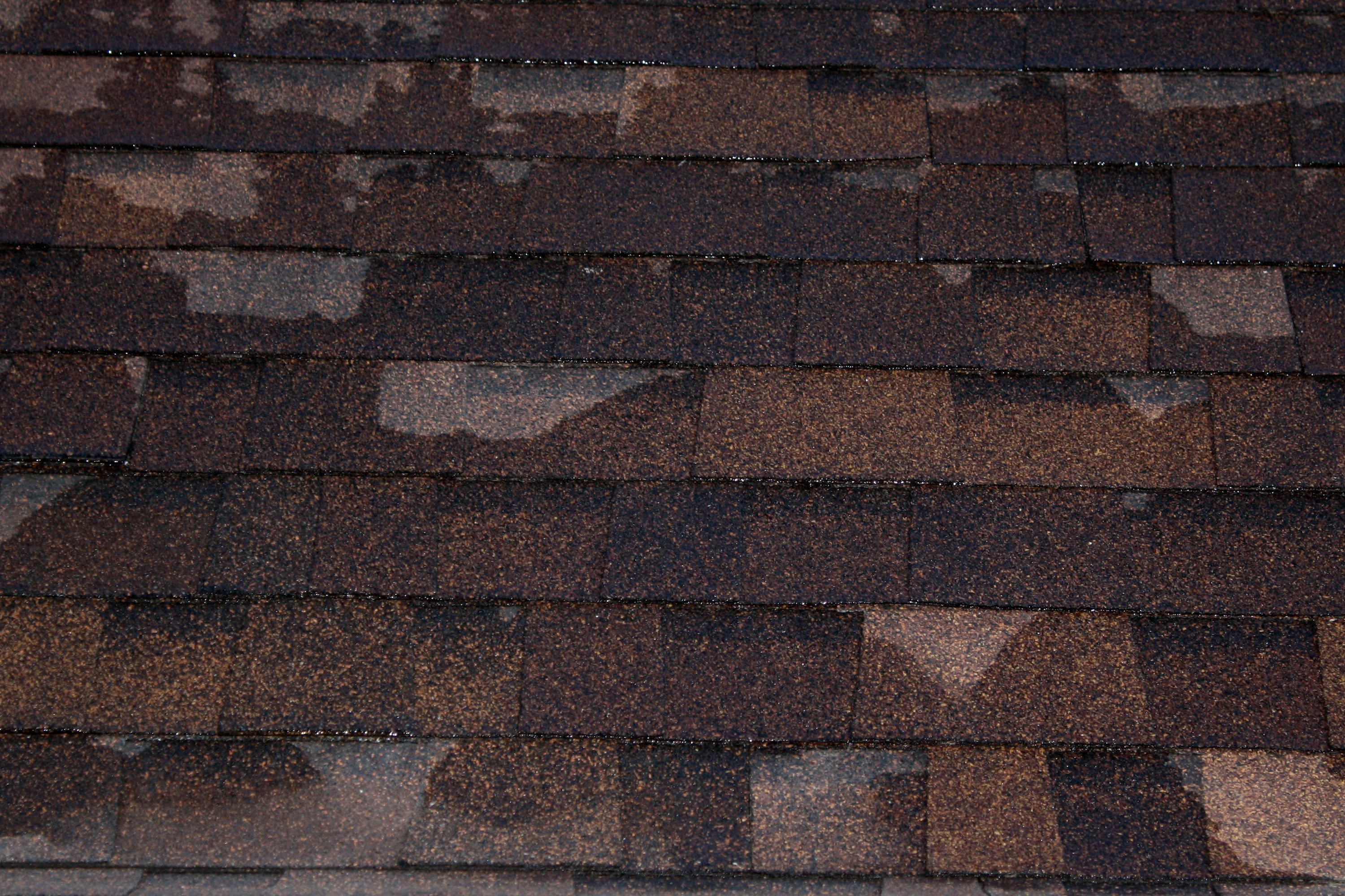 Brown Roof Shingles Texture