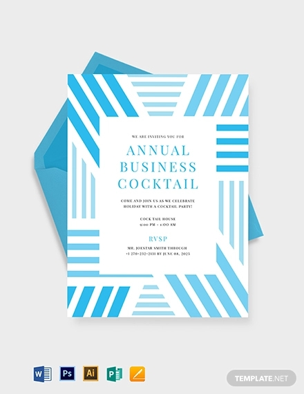 business cocktail