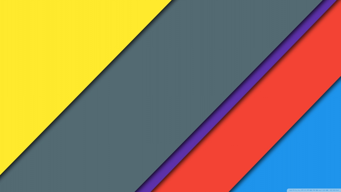 Colorful Material Design Background