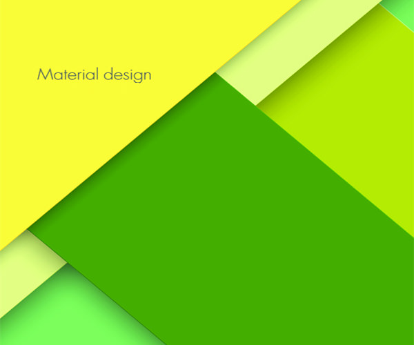 Colorful Material Design Pattern