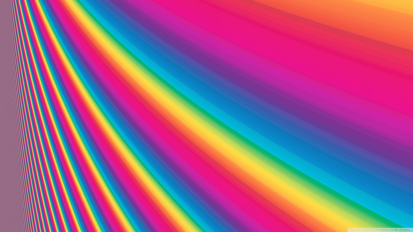 Colorful Spectrum Wallpaper