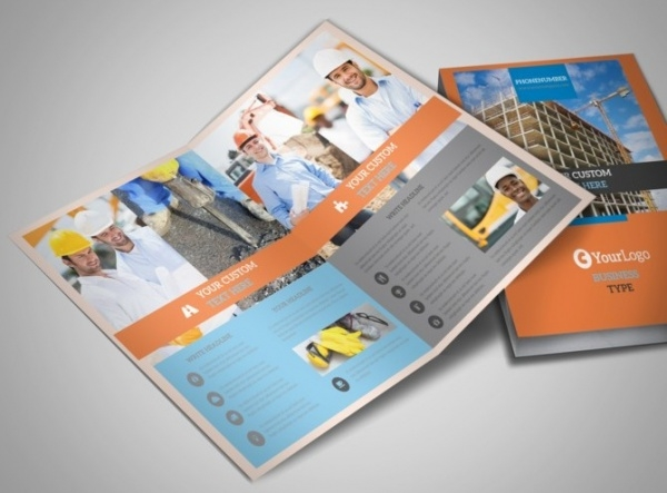 21 construction brochure designs psd vector eps jpg for Construction brochure template