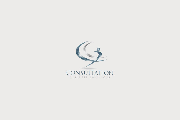 Consultation Metal Logo For Download