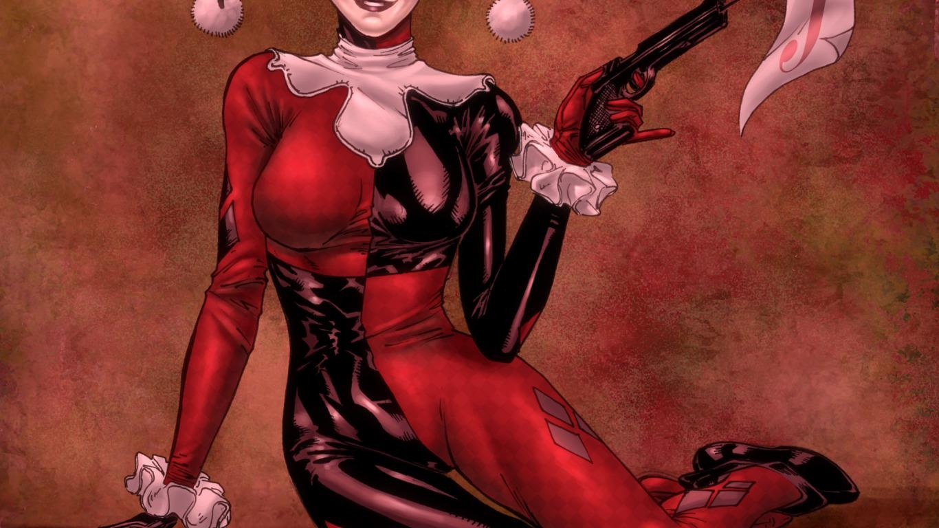 Cool Harley Quinn Wallpaper