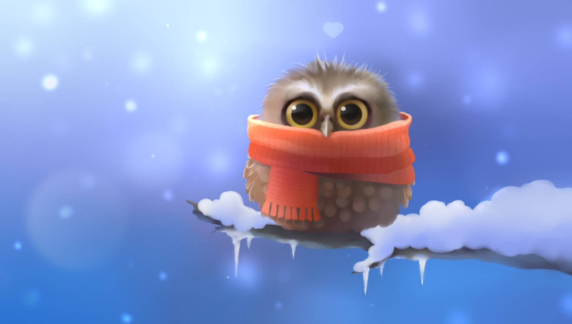 Cool Owl Wallpaper