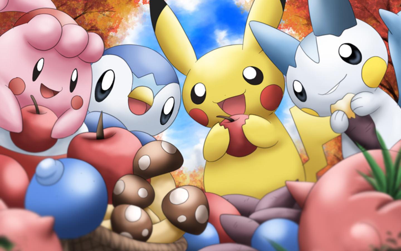 Cute Pokemons Wallpaper