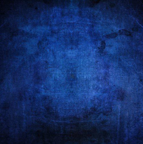 Deep Blue Abstract Grunge Texture