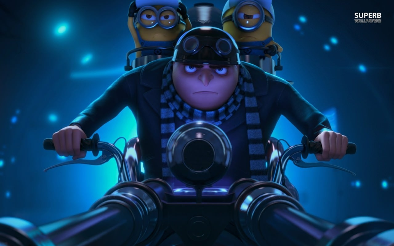 despicable me 2 wallpaper for download