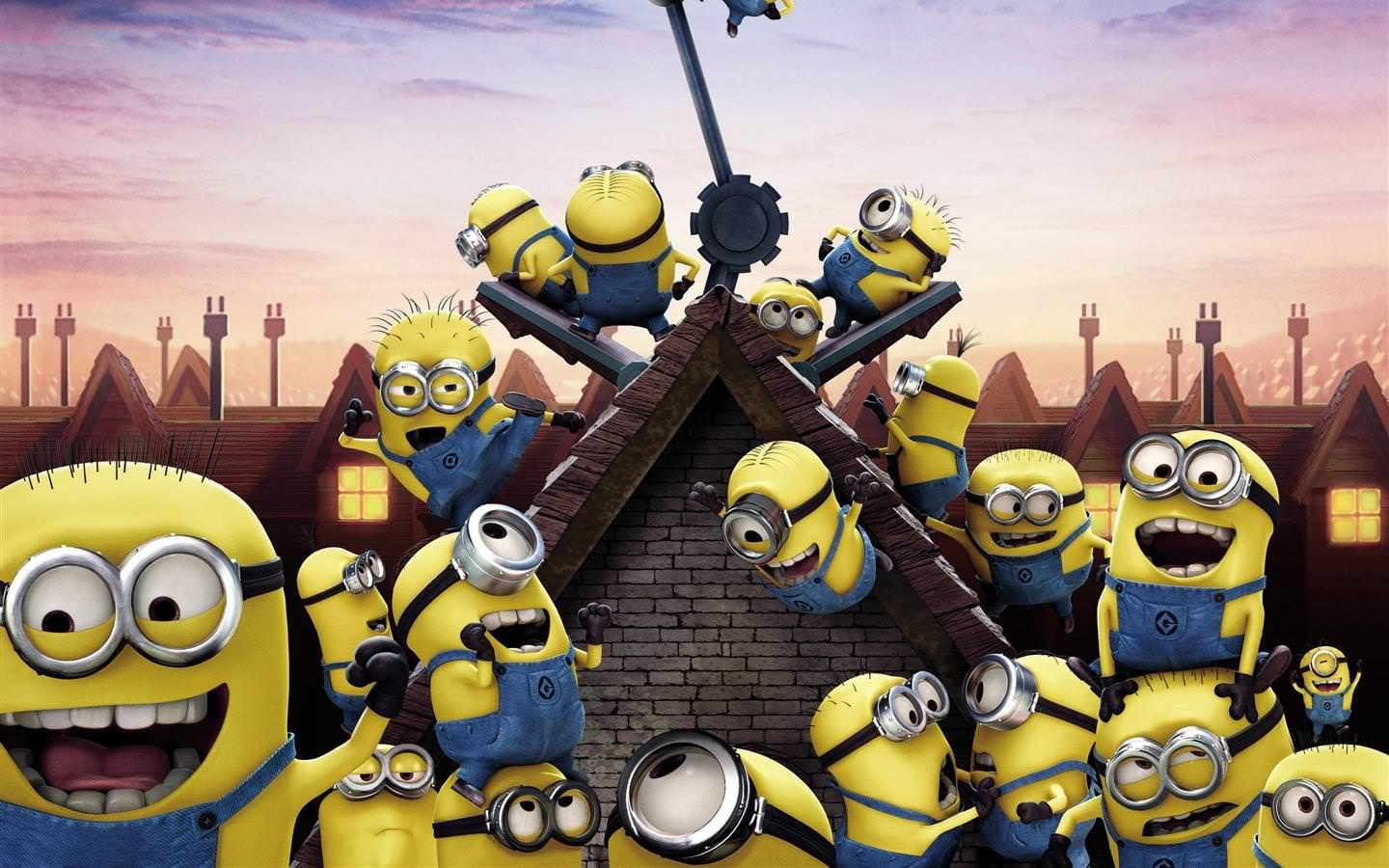 21+ Minion Wallpapers, Backgrounds, Images | FreeCreatives