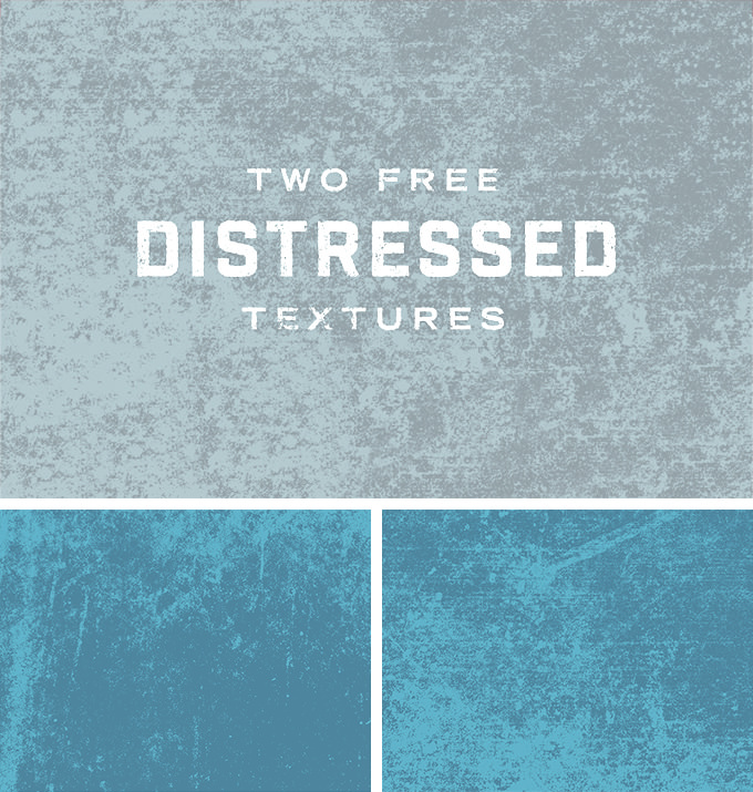 Download 2 Free Distress Textures