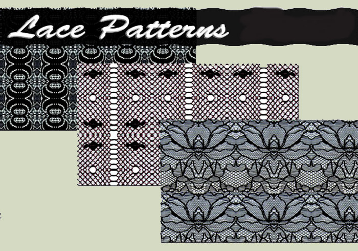 Download Lace Patterns For Free
