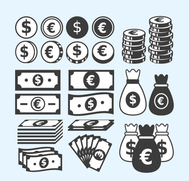 Download Money Icons