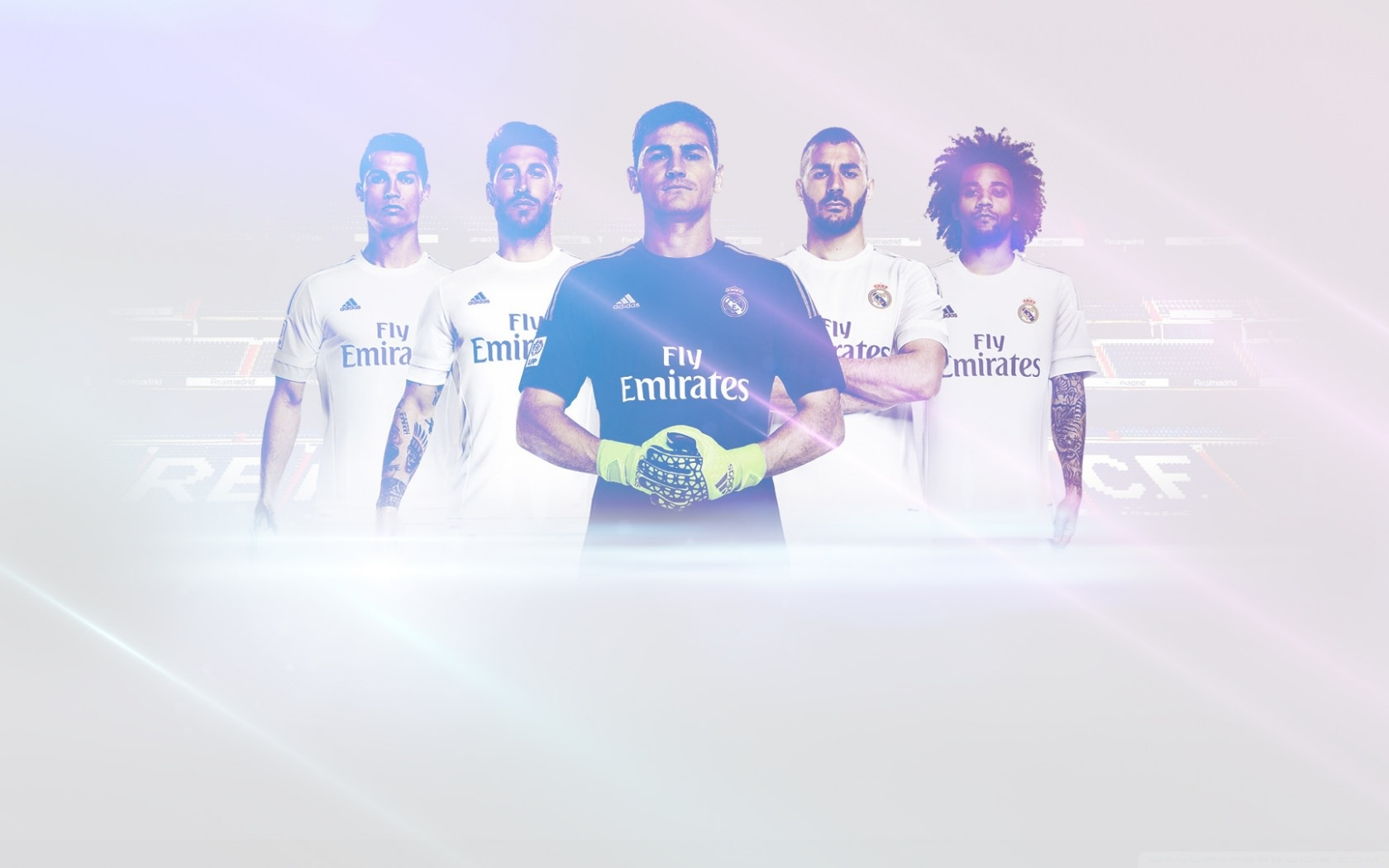 Download Real Madrid wallpaper