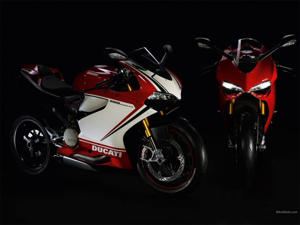Ducati 1199 Pangale Wallpaper