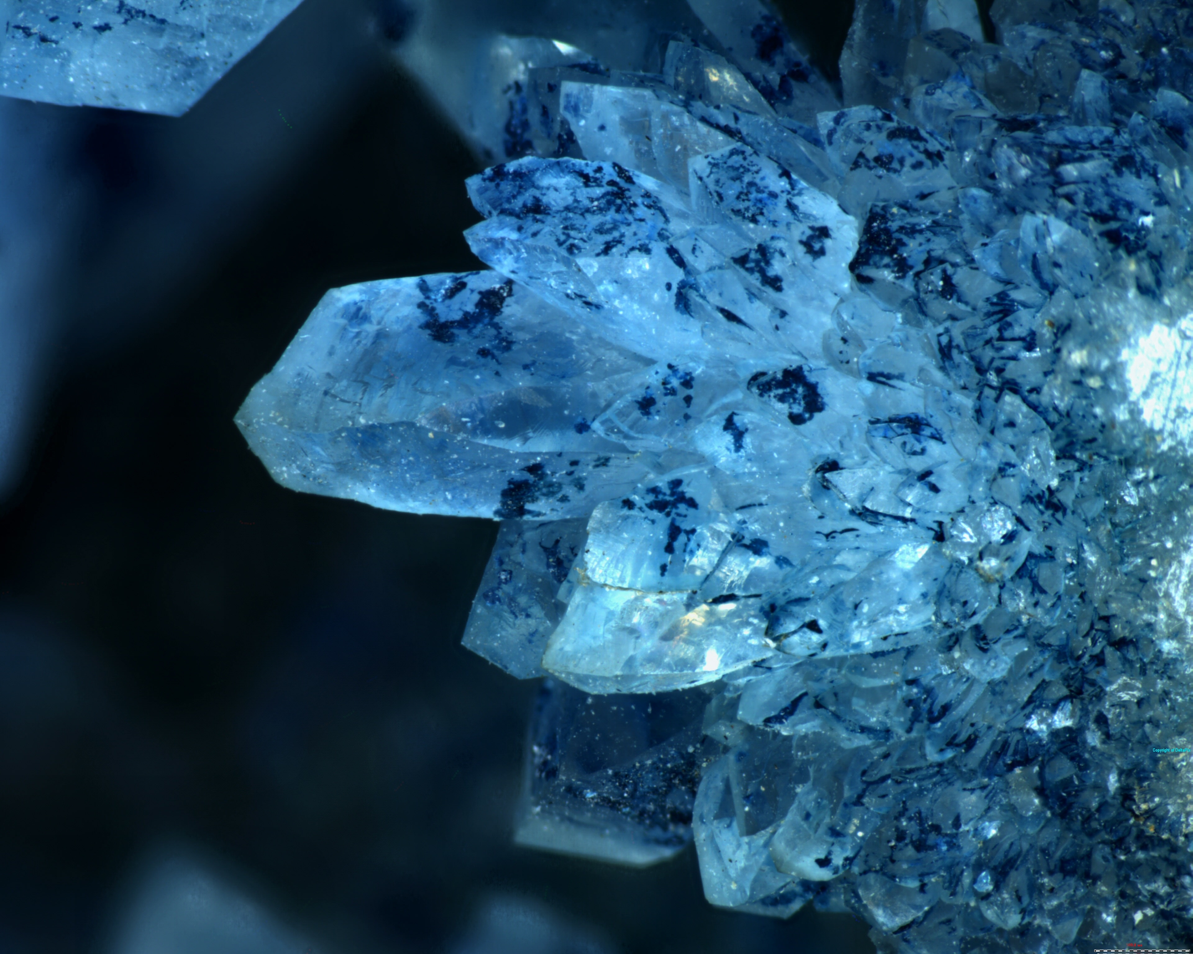 Earth Mineral Crystal Background