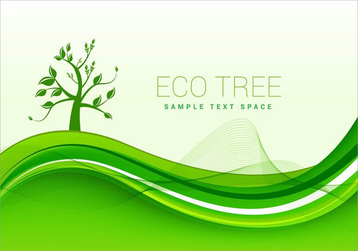 eco green nature background