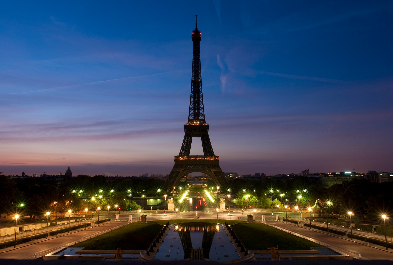 Eiffel Tower Beautiful HD Wallpaper