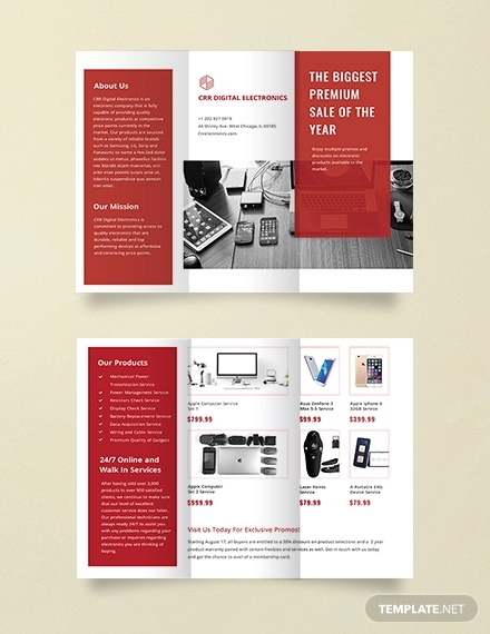 21  electronic brochure designs