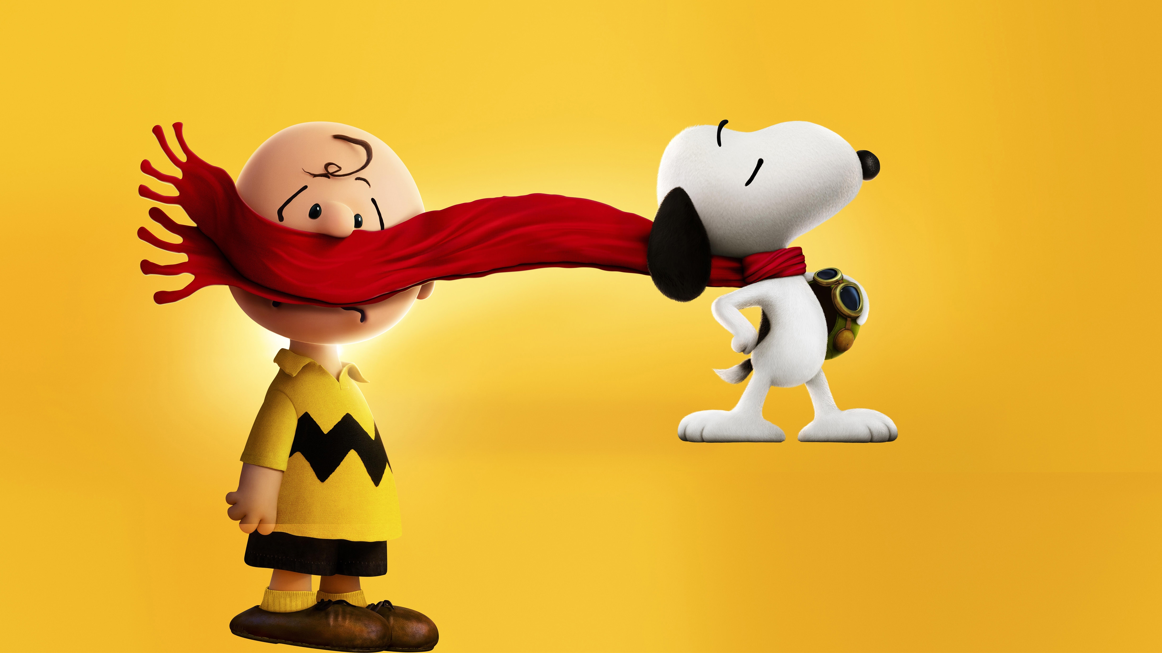 Excellent Snoopy Wallpaper
