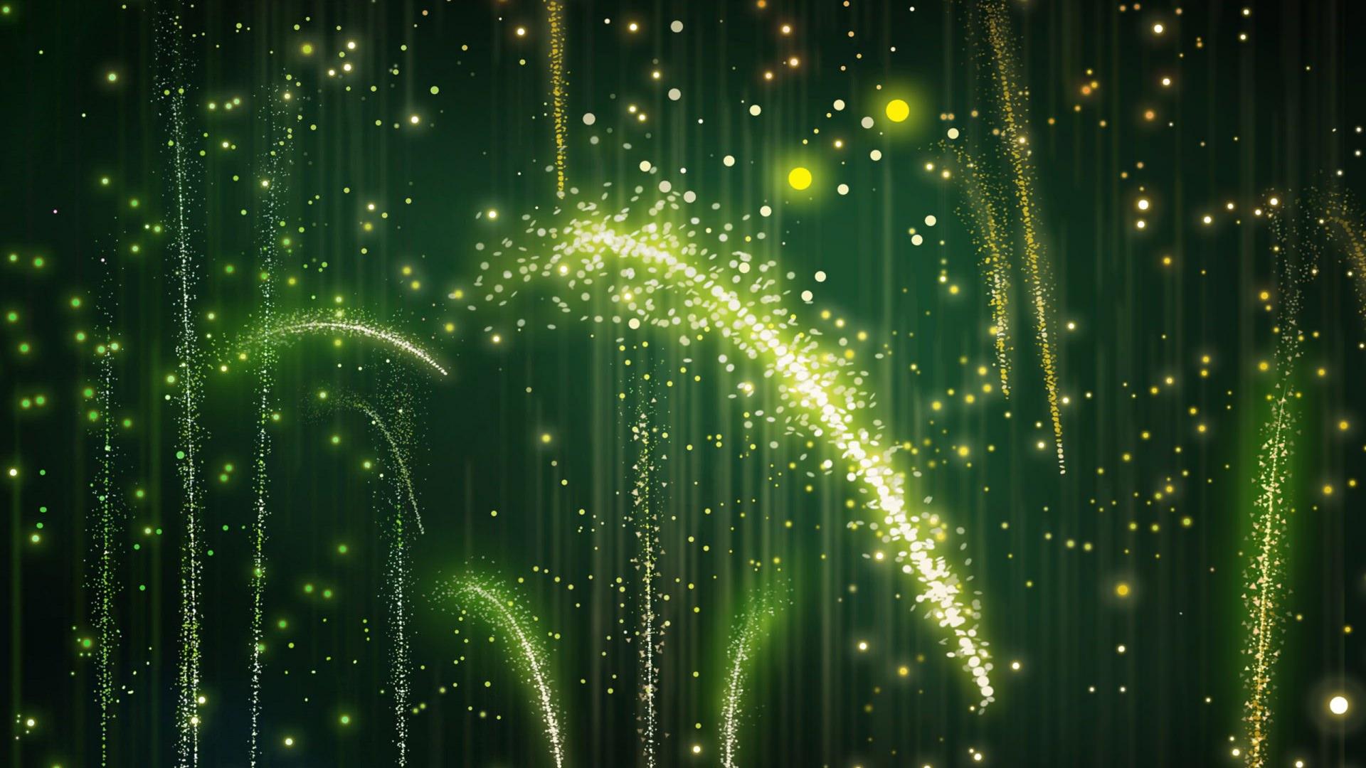 Explosion Glitter Wallpaper