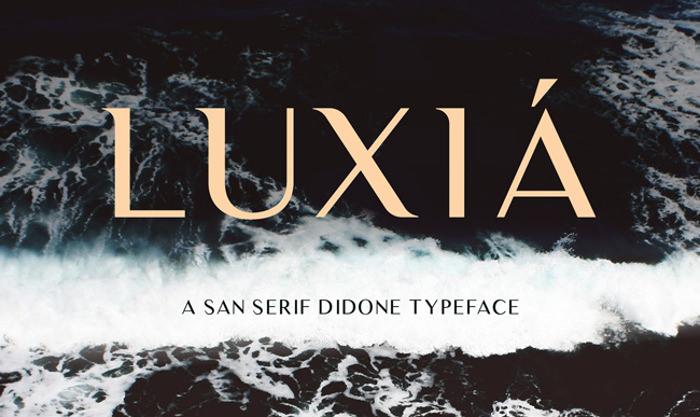 Fabulous Luxia Font