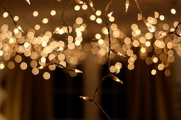 Fabulous Twinkle Lights Photography