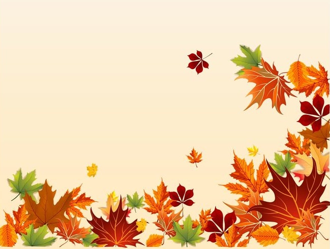 fall vector texture for download