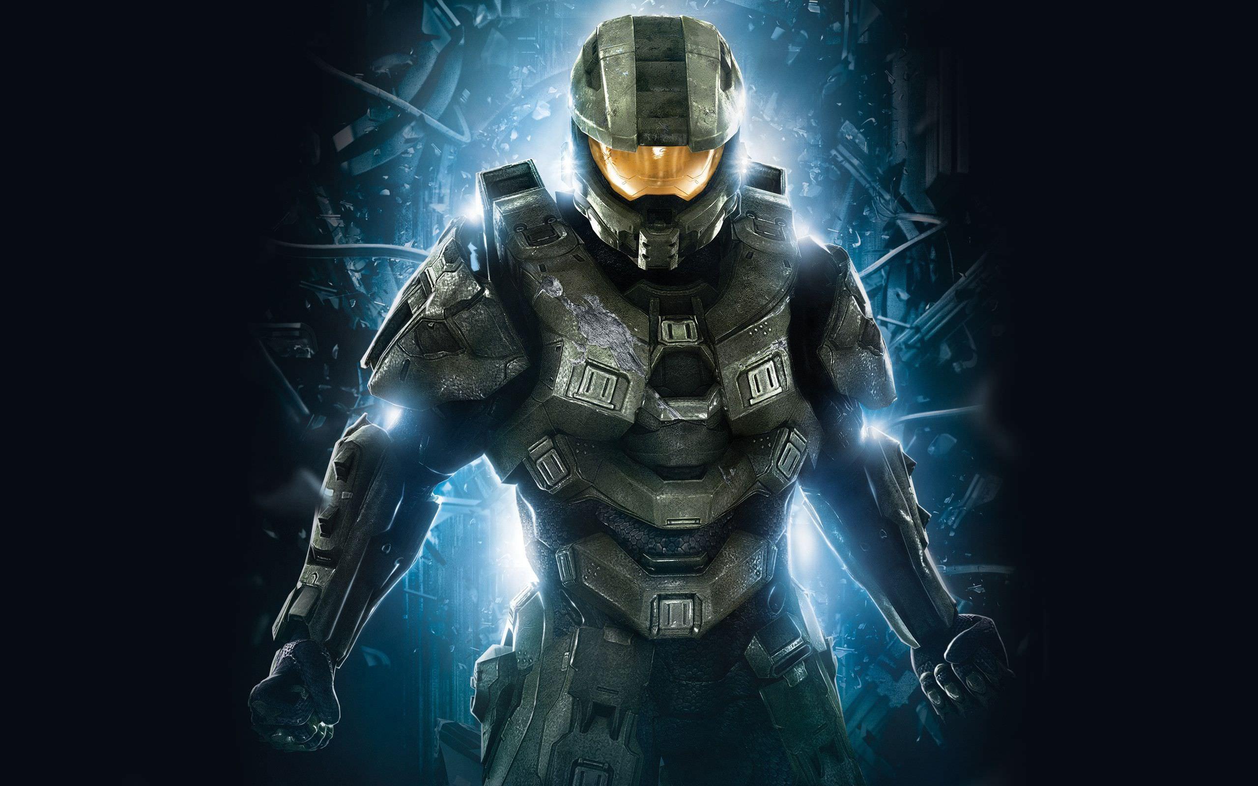 Fantastic Halo Wallpaper