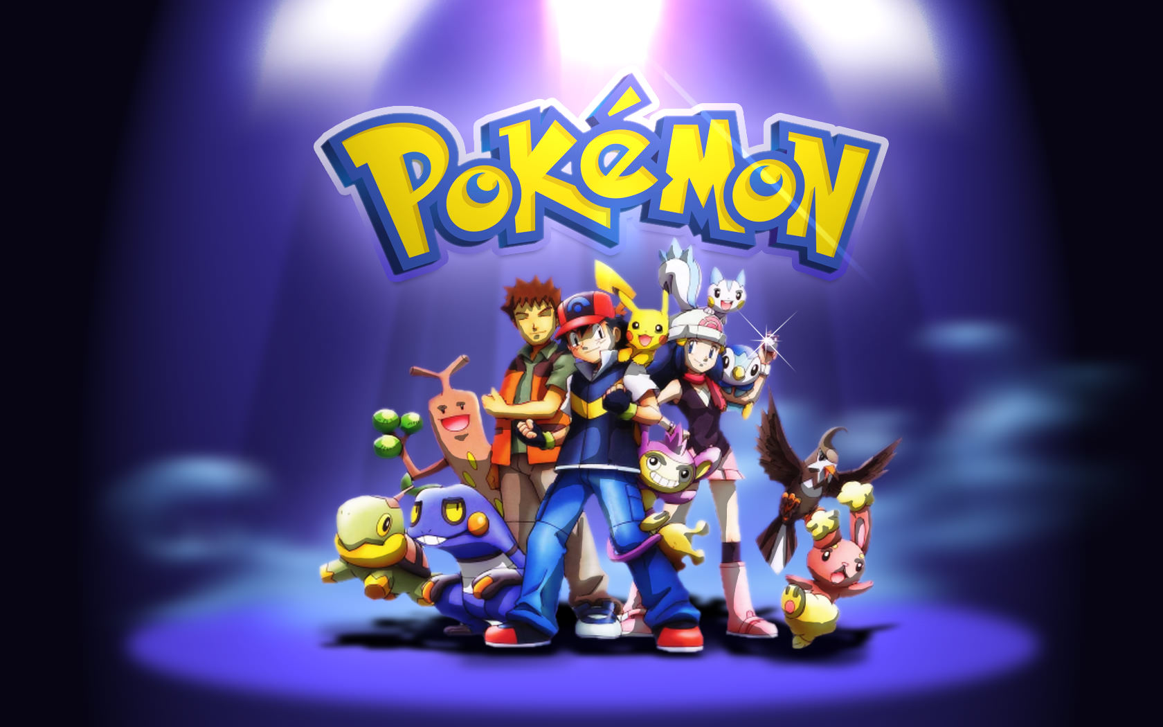 Fantastic Pokemon Wallpaper Background