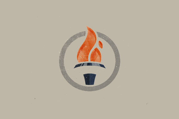 Fantastic Torch Logo For Download