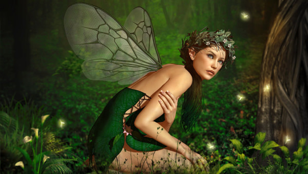21 Fantasy Fairy Wallpapers Fantasy Girl Backgrounds