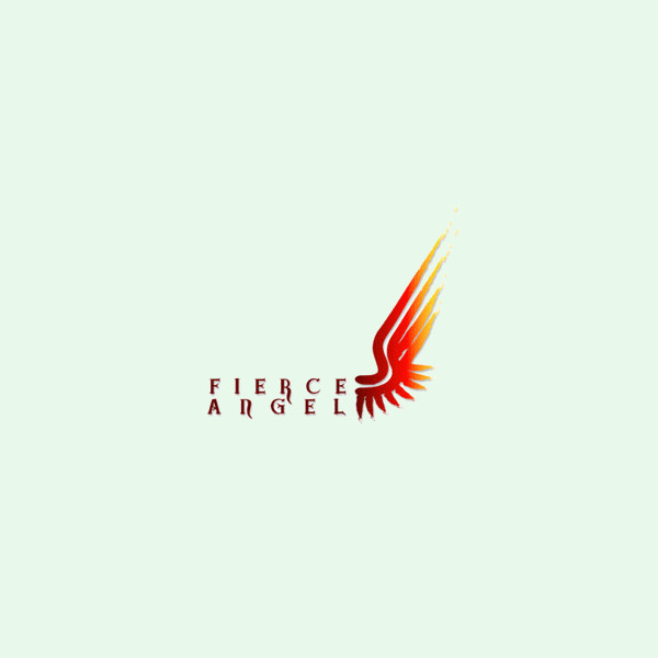 Fierce Angel Wing Logo